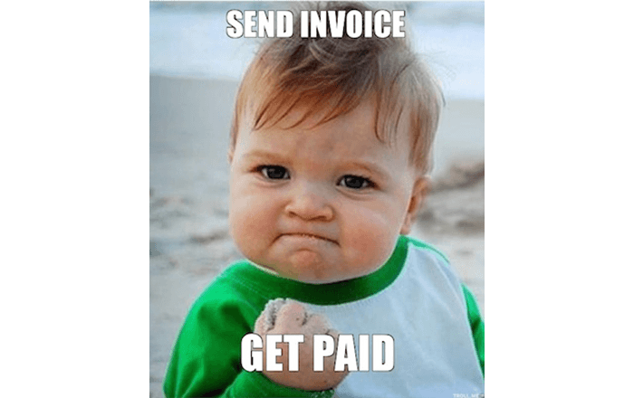 Send Invoice, Get Paid!