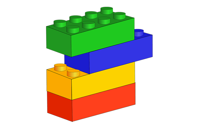 Building Blocks Of Art : Building blocks for financial momentum in your business